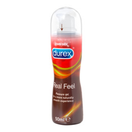 Durex Real Feel gel 50 ml