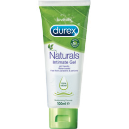 Durex Natural Intimate gel 100 ml