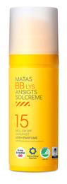 Matas Striber BB Cream SPF 15 Medium/Light