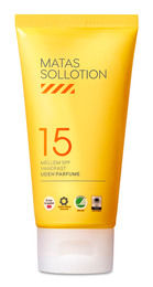 Matas Striber Sollotion SPF 15 80 ml