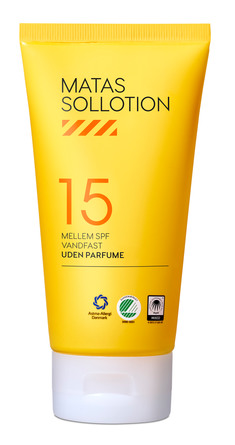 Matas Striber Sollotion SPF 15 150 ml