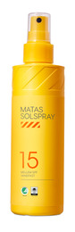 Matas Striber Solspray SPF 15 200 ml