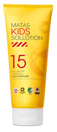 Matas Striber Kids Sollotion SPF15 200 ml
