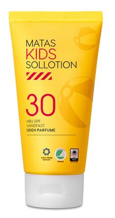Matas Striber Kids Sollotion SPF 30 150 ml