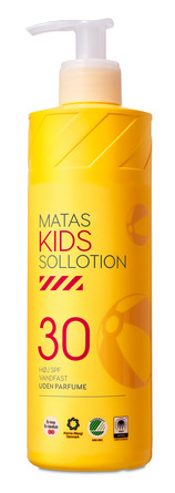 Matas Striber Kids Sollotion SPF 30 400 ml