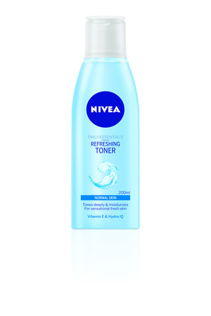 Nivea Essentials Refreshing Toner Normal 200 ml