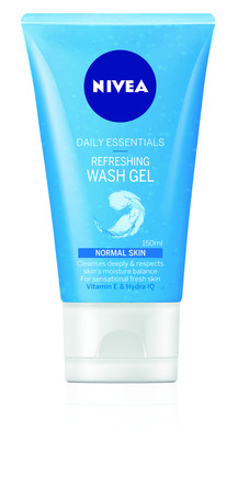 Nivea Essential Refreshing Wash Gel 150 ml