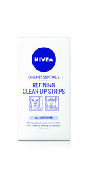 Nivea Essentials Refining Clear-Up Strips 6 stk.