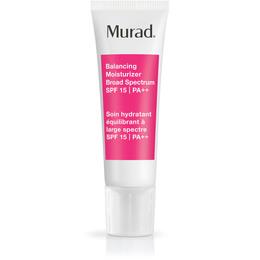 Murad Balancing Moisturizer Spf 15 50 Ml