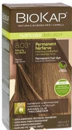 BIOKAP Nutricolor Delicato 8.03+ Naturlig Lys Blond