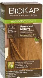 BIOKAP Nutricolor Delicato 7.33 Gylden Blond Hvede