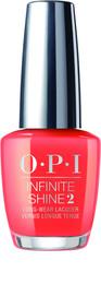 OPI Infinite Shine Tempura-ture is Rising