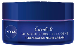 Nivea Essentials Night Cream Sensitive 50 ml