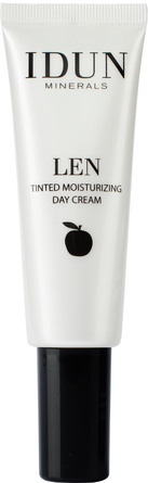 IDUN Minerals Tinted Day Cream Len Medium