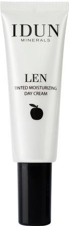 IDUN Minerals Tinted Day Cream Len Tan