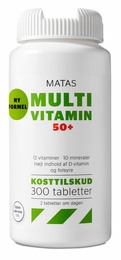 Matas Striber Matas Multivitamin 50+