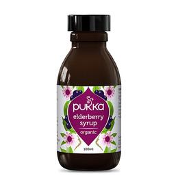 Elderberry Sirup, Mixtur Ø Pukka 100 ml