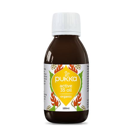 Pukka Active 35 Olie 100 ml  Øko
