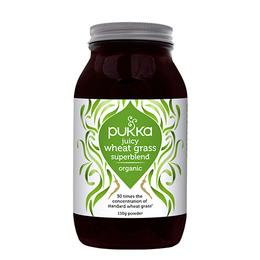 Hvedegræs juice pulver Ø Pukka 110 g