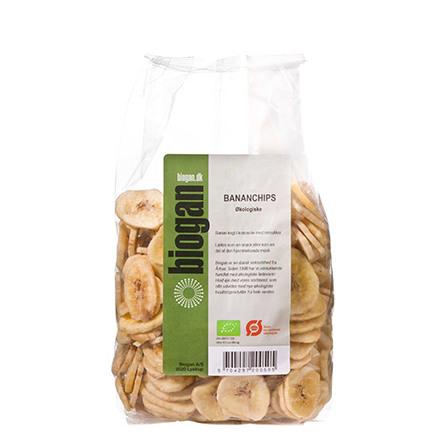 Bananchips Ø 400 g