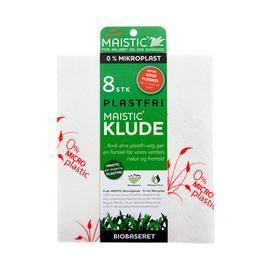Maistic Bio Altmuligeklude m. print 8-pak mikroplastfri
