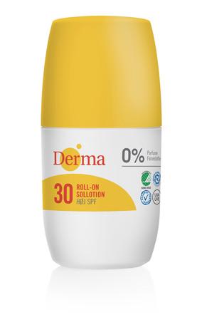 Derma Sollotion Roll-on SPF 30 50 ml