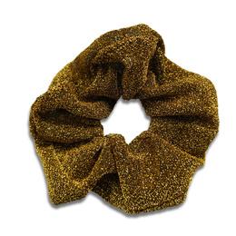 Everneed JoJo Shimmer Scrunchie Golden Star