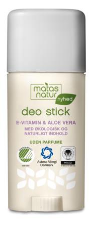 Matas Natur Deo Stick 50 g