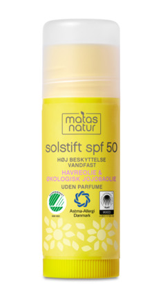 Matas Natur Solstift SPF 50 15 g