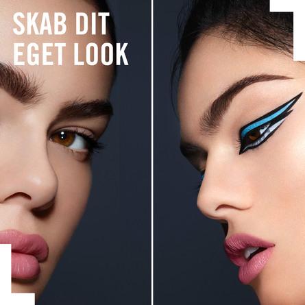 Rimmel Exaggerate Vandfast Eyeliner Noir