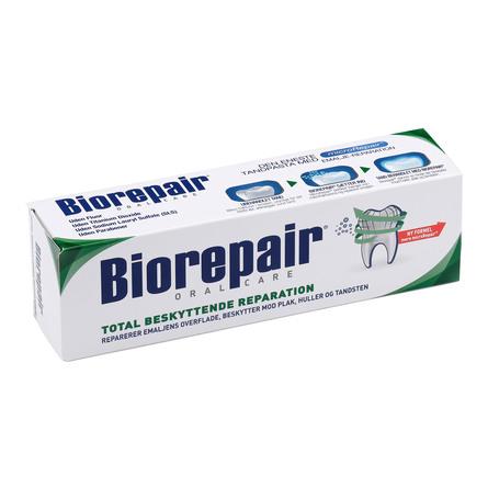Biorepair BioRepair Total tandpasta grøn, 75 ml