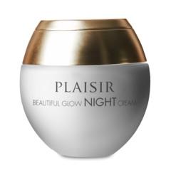 Plaisir Beautiful Glow Night Cream 50 ml