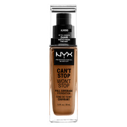 NYX PROFESSIONAL MAKEUP Can't Stop Won't Stop 24-Hours Foundation Almond