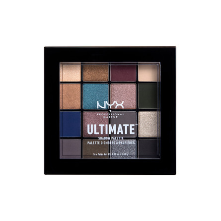 NYX PROFESSIONAL MAKEUP Ultimate Eyeshadow Palette Ash