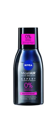 Nivea Micellair Expert Eye Make-up Remover 125 ml