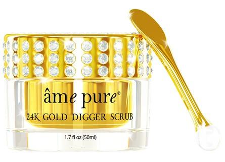 âme pure 24K Gold Digger Scrub 50 ml