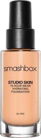Smashbox Studio Skin 15H Wear Hydrating Foundation 2.25 Light-Medium With Cool Undertone + Hints Of Peach