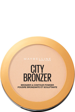 Maybelline City Bronze Powder 100 Light Cold