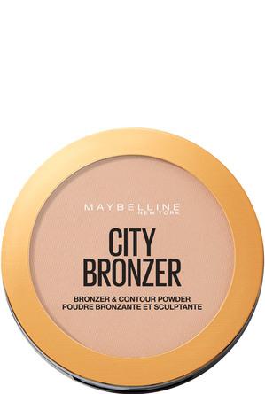 Maybelline City Bronze Powder 250 Medium Warm