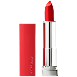 Maybelline Color Sensational Made For All Lipstick 382 Red For Me