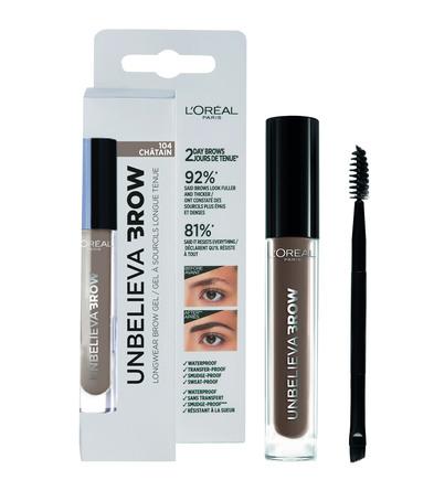 L'Oréal Paris UnbelievaBrow 104 Chatain