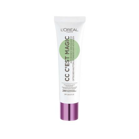 L'Oréal Paris Nude CC Cream Green Anti-redness