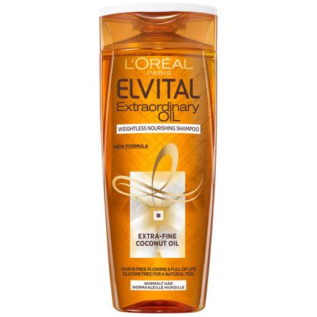 L'Oréal Paris Extraordinary Oil Extra Fine Coconut Shampoo 250 ml