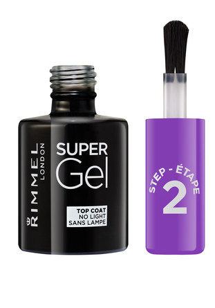 Rimmel Super Gel Overlak