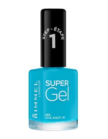 Rimmel Super Gel Neglelak 053 Dive Right In