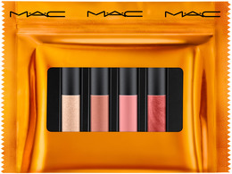 MAC Shiny Pretty Things Party Favours Mini Lipglosses Nude