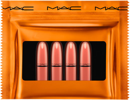 MAC Shiny Pretty Things Party Favours Mini Lipstick Nudes