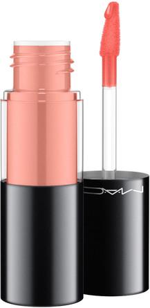 MAC Versicolour Varnish Cream Lip Stain Crushing It!