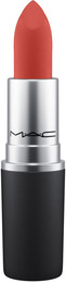 MAC Powder Kiss Lipstick Devoted To Chili