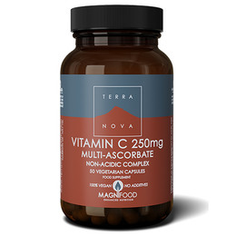 Terra Vitamin C 250 mg  50 kaps.